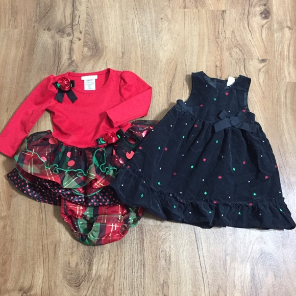 b5fa5355c21c8 Bonnie Baby Dresses | 18 Months Toddler Girls Winter Theme | Poshmark